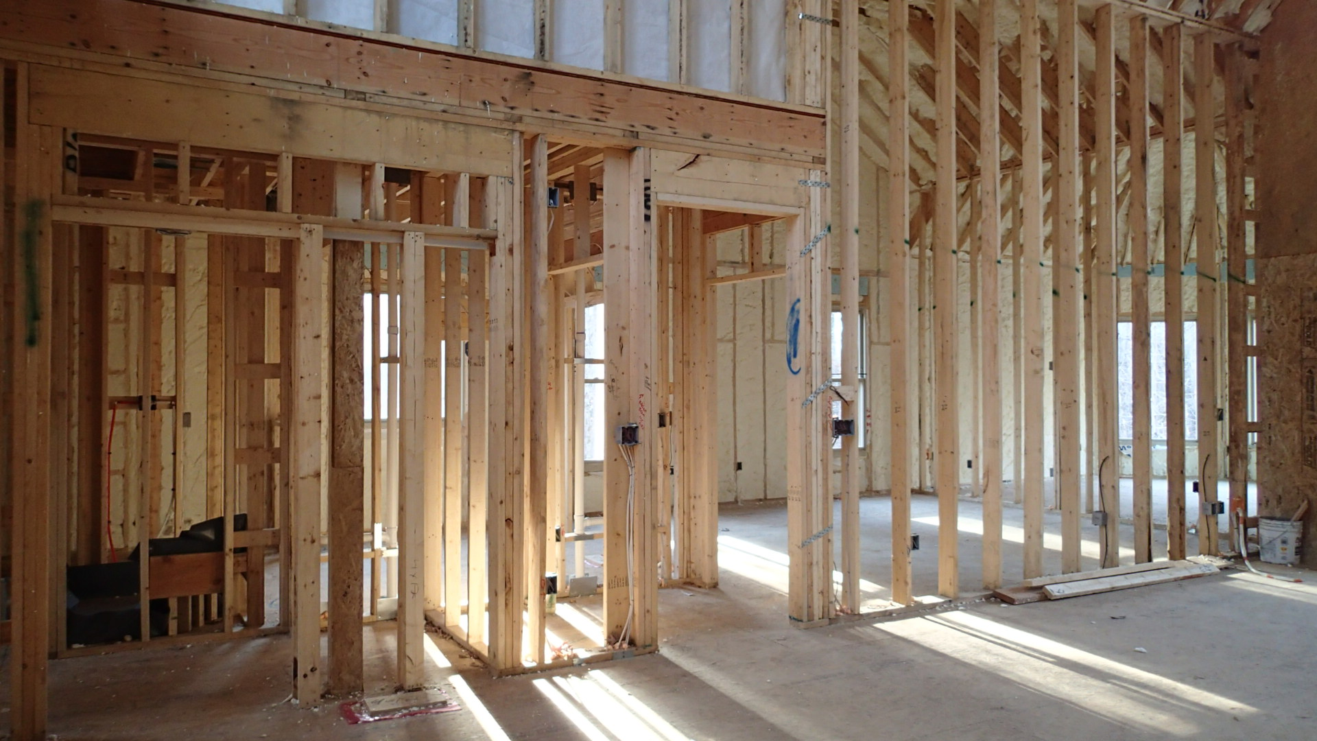 New homes offer increased efficiency green features for Collins design build
