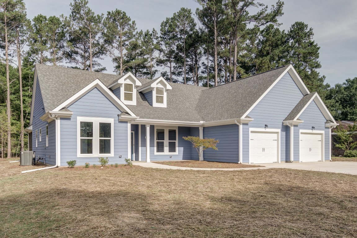 Aging In Place Home Plan