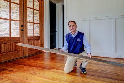 Hillsborough Custom Builder Chad Collins
